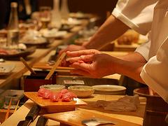 寿司を食べる順番は?