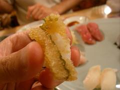 握り寿司の食べ方