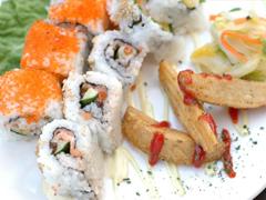 巻き寿司についての画像