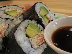 世界の「sushi」の画像