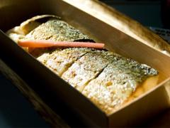 早寿司となれ寿司についての画像