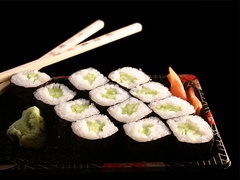 変わった寿司ネタについて