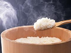 寿司にあう米の画像