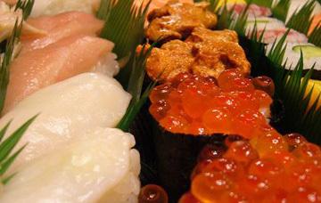 寿司割烹海らく